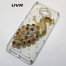 Buy Asus Zenfone Max ZC550KL Case Cover, Handmade Bling 3D Peacock Phone Case Cover Asus Zenfone Max ZC550KL 5.5 inch for $6.15 in AliExpress store