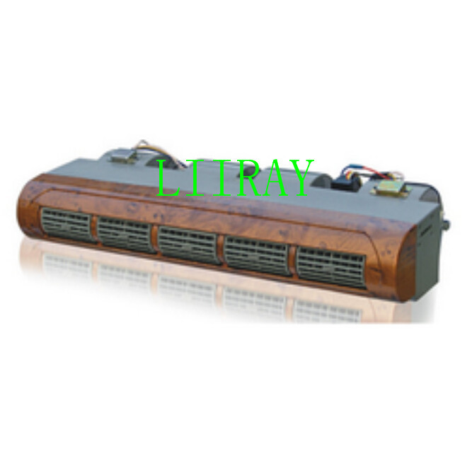 AUTO AC EVAPORATOR UNIT FOR BEU-228L-100 Evaporator Unit (Cooling Only) (Walnut Wood Color Bezel)(China (Mainland))