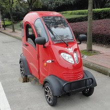 Fully enclosed electric motorcycle; electric car instead of walking all the way kay electric vehicles 60v 800w(China (Mainland))