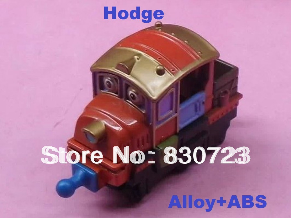 Free Shipping---Chuggington Metal Train Educational Toys collections for kids gifts - Hodge(Hong Kong)