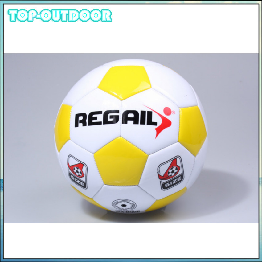 High Quality Size 4 PU Children Soccer Ball Football For Kids Outdoor Match Training(China (Mainland))