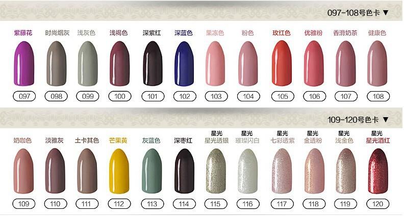 NEW  Lulaa in  36W UV lamp 7 of Resurrection nail tools and portable package five 10 ml soaked UV glue gel nail polish se 220 V cheap
