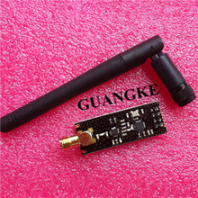 Free Shipping Special promotions 1100-meter long-distance NRF24L01+PA+LNA wireless modules 1100meters (with antenna)(China (Mainland))