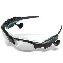 2016 High Fashion Earphone Wireless Headphone Bluetooth Stereo Music Phone Call Hands Free Sunglasses Headset(China (Mainland))