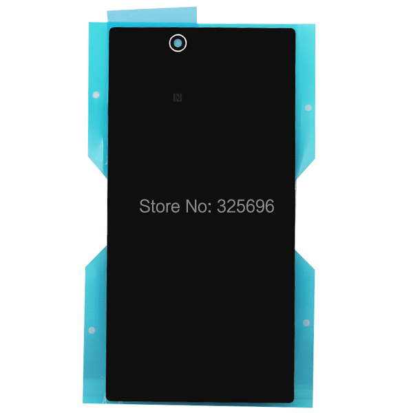 Original New XL39h C6806 Back Housing Cover Battery Door Sony Xperia Z Ultra !! Black - Top Leading HK Co., Ltd store