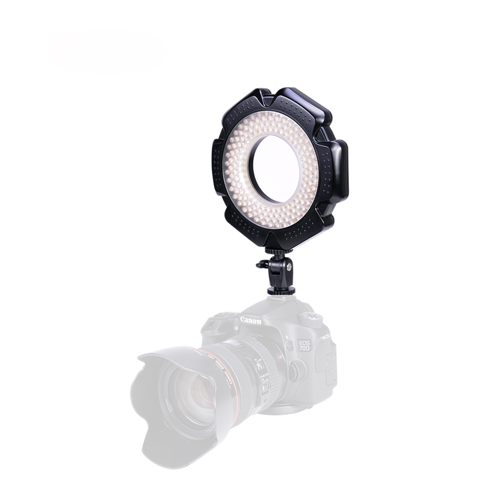 Tolifo-R-160S-160-Ultra-Thin-Led-Video-Light-LED-Ring-Light-For-Macro-Photography-Dimmable