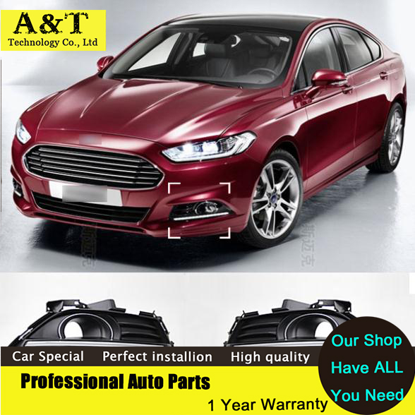 A&T car styling Guiding light Car LED DRL Ford Mondeo Fusion 2013 2014 2015 led Daytime running lights Fog - Automotive & Technology Co.,Ltd store