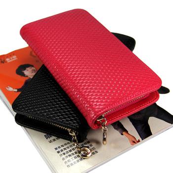wallet brief women's zipper wallet vintage women's