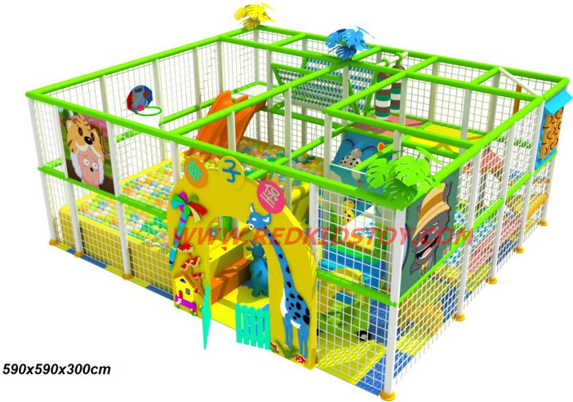 Your Trustworthy Supplier for Kids Soft Play Set/Indoor