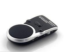 Голосовое управление беспроводная связь Bluetooth 4.0 автомобильный комплект стерео гарнитура солнечной энергии для Apple , iPhone 6 s 5S 4S s3 Samsung Sony Xperia HTC