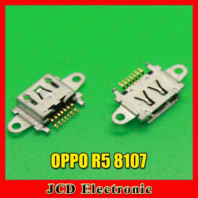 Smartphone repair parts Charging Port Micro USB Jack Charging socket For OPPO R5 8107 8109