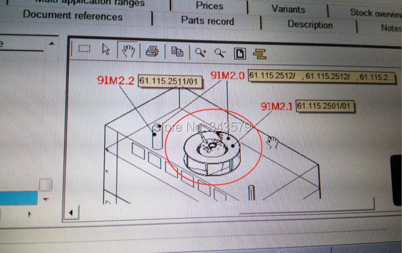 Heidelberg original fan R2E190-AO26-1,61.115.2501,heidelberg spare parts(China (Mainland))