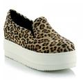 Spring Aurumn Fashion Women Shoes Plus Size 31 43 Platform Loafers Round Toe Espadrilles Flat Shoes