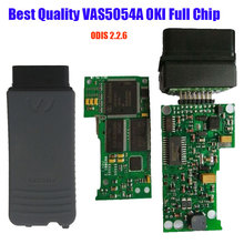 2014 function vas 5054a V19 version VAS5054 VW vas 5054 Bluetooth for VW A-UD1  with OKI  free shipping