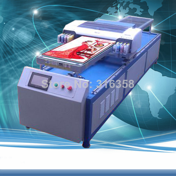 A2 Print Size of 420*2000mm Multifunction Flatbed Printer,Ceramic Printer,Glass Printer,Tile Printer,Metal Printe(China (Mainland))