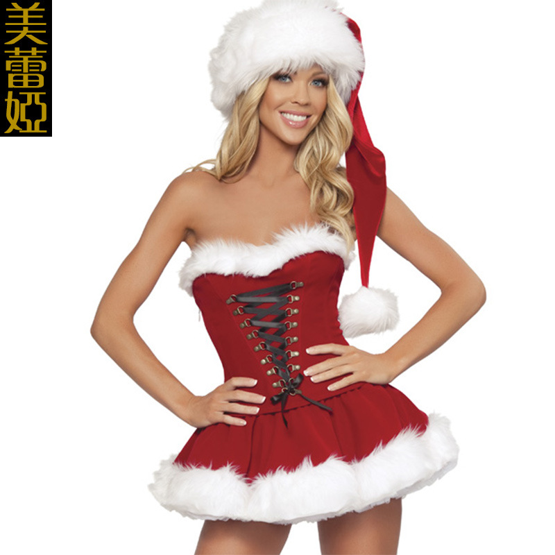 Aliexpress com buy dreamgirl women s sexy holiday christmas costume