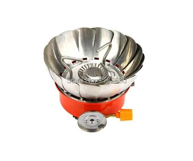Outdoor Stainless Steel Spirit Burner Alcohol Stove /Backpacking Hiking Camping Furnace Stand(China (Mainland))