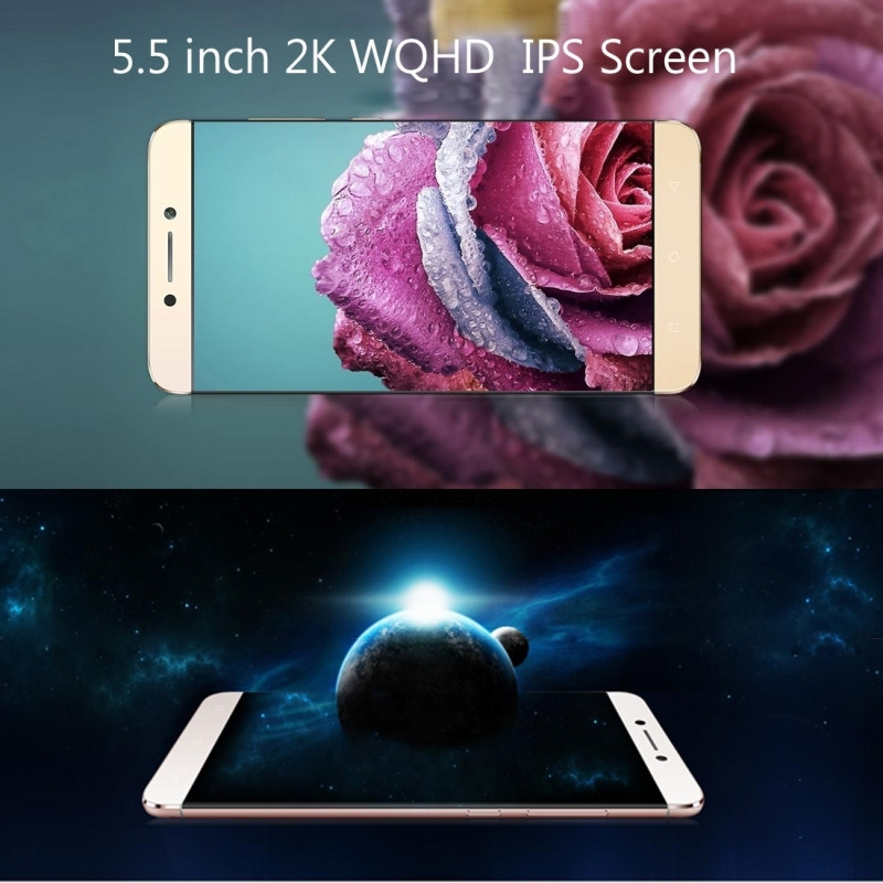 Original Letv leeco Le Max 2 X820 4G LTE Mobile Phone 6GB RAM 64GB ROM Snapdragon 820 Quad Core 5.7″Camera 21.0MP Smartphone
