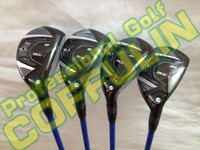 2014 913H Golf Hybrids New With tour ad-65 Graphite Shafts Free Headcovers (loft/17/19/21/24) Golf Clubs EMS Shipping
