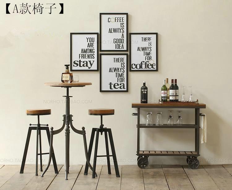 Acquista allingrosso Online indoor coffee bar table da Grossisti ...
