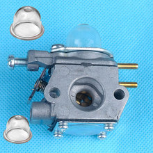 Carburetor & Bulb 753-06190 MTD Cub Cadet Troy Bilt Yard Machine for Walbro WT-973(China (Mainland))