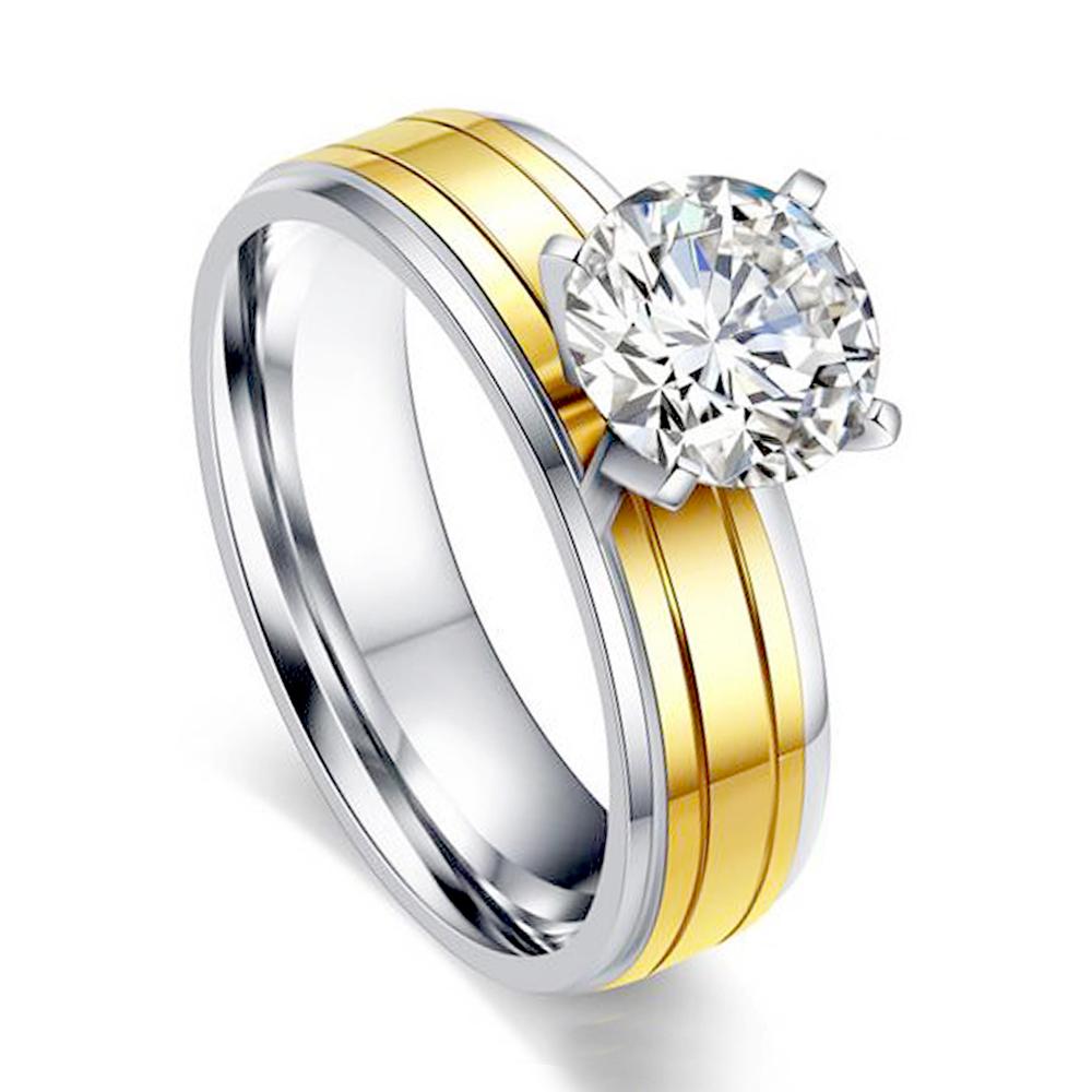 wholesale wedding engagement charm fashion rings for