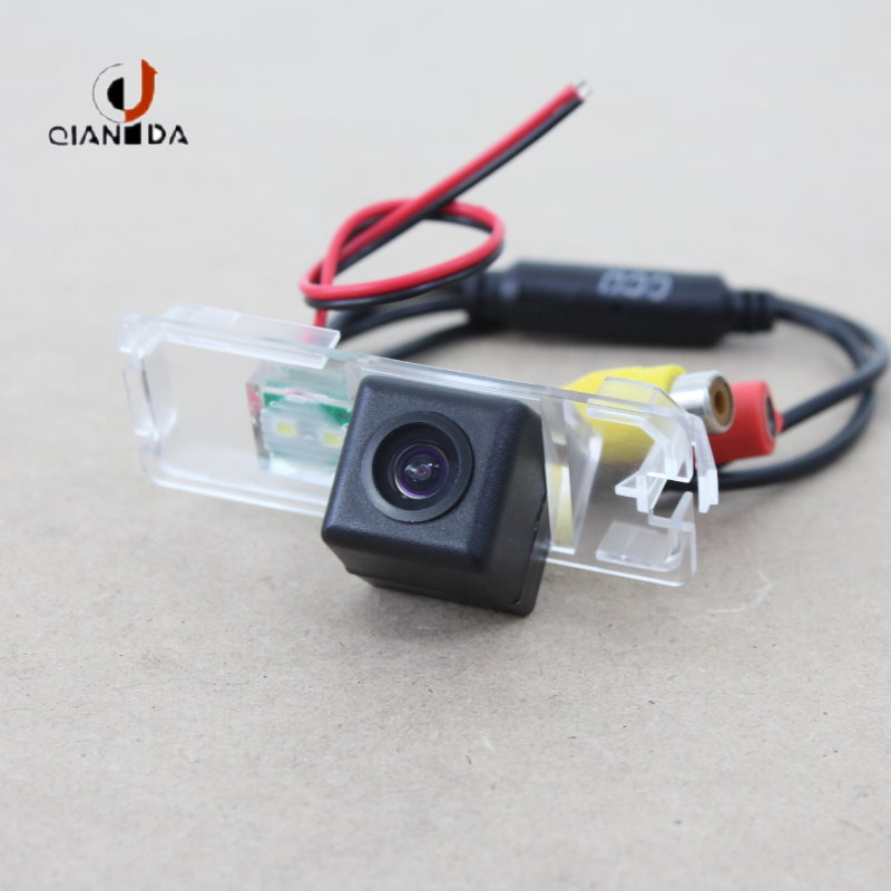 Rearview Camera For VW Volkswagen Polo Vivo 2010~2014 Car Rear View Reverse Backup Camera For Parking HD Night Vision(China (Mainland))