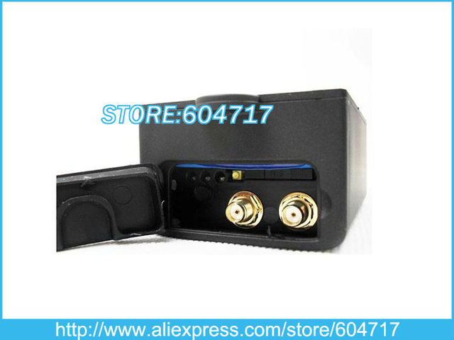 DHL Free Shipping! Portable Vehicle GPS Tracker for useful Equiment with Powerful Magnet and Waterproof bag.