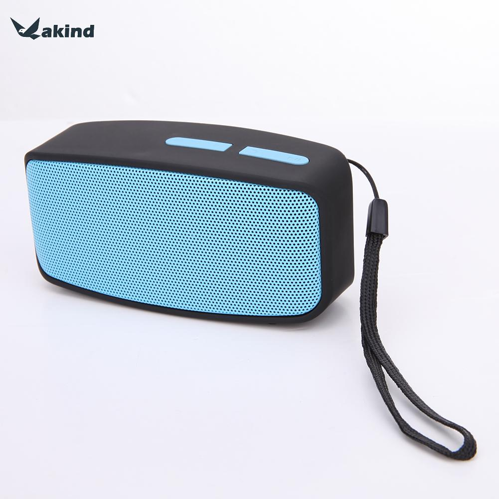 Portable Ultra Slim Wireless Bluetooth Speaker USB Super Bass Speakers with USB TF Slot For Phone PC Notebook Computer Speakers(China (Mainland))