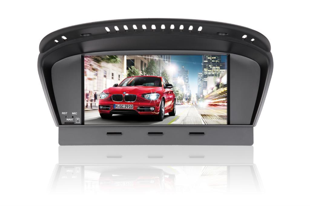 """8"""" Car DVD in dash Original car dvd for BMW E60 E61 E63 E64 (2003-2010)with IPOD+AM/FM+BT+GPS+CANBUS Free shipping(China (Mainland))"""