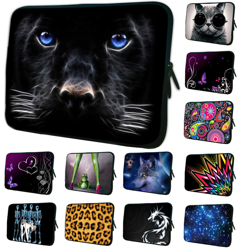hot 7 8 Ebook tablet sleeve cases print ebook notebook netbook pouch bag 7.7 7.9 cover for lenovo a5500/lenovo A8/Dell/Acer/hp(China (Mainland))