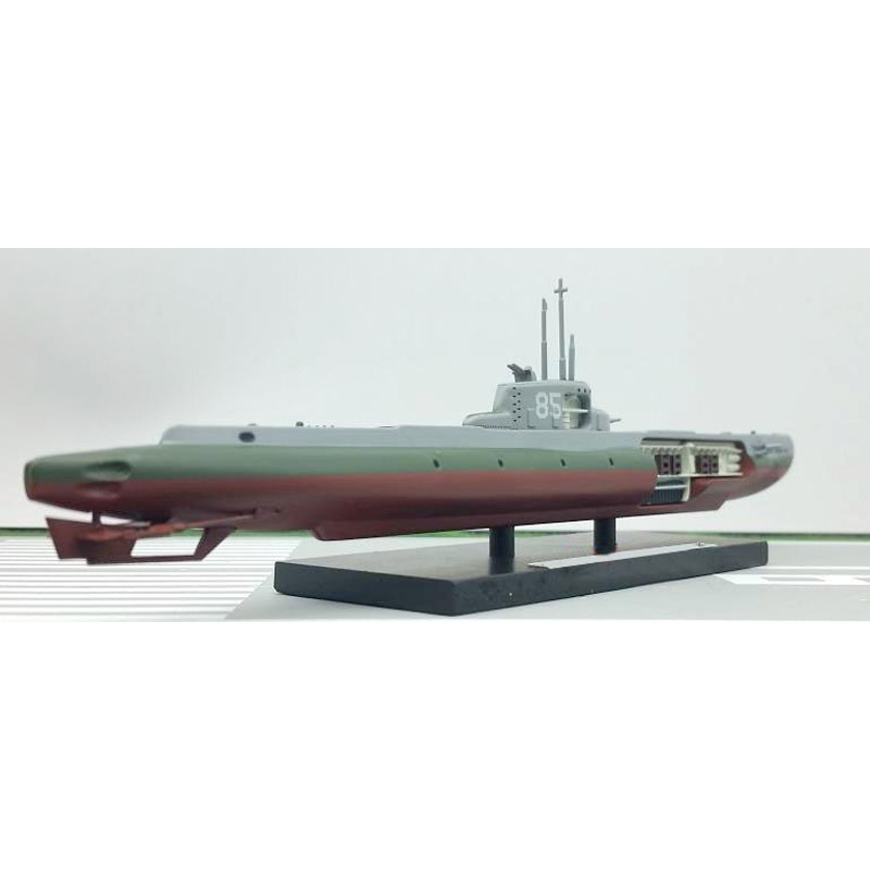ATLAS World War II 1941 Poland Orzel Submarine Model 1/350 Scale Diecast Finished Alloy Toy For Collect Gift(China (Mainland))