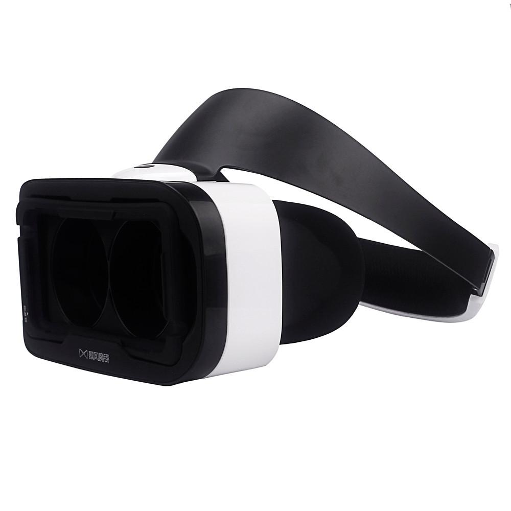 Malloom 2016 Google Cardboard WIFI VR BOX Virtual Reality 3D Glasses For iPhone 6S IOS frete greatsuiton #N17(China (Mainland))