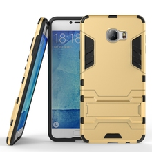 Buy New Dual Layer Hybrid Tough Rugged Armor Case Samsung Galaxy C5 C7 Fundas Kick Stand Back Cover Coque Mobile Phone Bags for $2.92 in AliExpress store