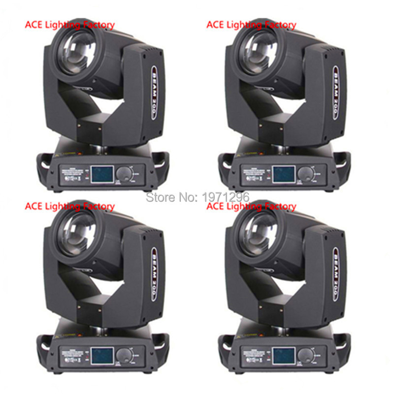 4 pieces Promotional Packaging hot-sale beam 230w sharpy 7r moving head light factory price<br>