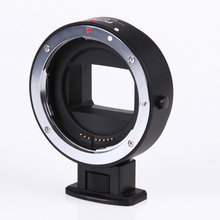 Buy FOTGA Electronic AF Auto Focus Lens Adapter Canon EF-S lens Sony NEX E A7S A7R Full Frame for $76.50 in AliExpress store