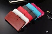 Fashion Flip Leather Mobile Phone Case For Apple iphone 6 Wallet Cover Cases For Apple iphone 6s i6 With Card Slot