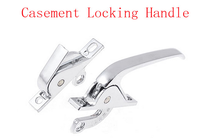 """2 Set Of 3.5"""" Long Lever Stainless Steel Window Casement Dual Locking Handle(China (Mainland))"""