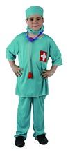 Оптовая продажа — 2016 Новый стиль карнавальный костюм косплей ну вечеринку одежду для детей доктор трикотажные костюмы супергерой зеленый цвет