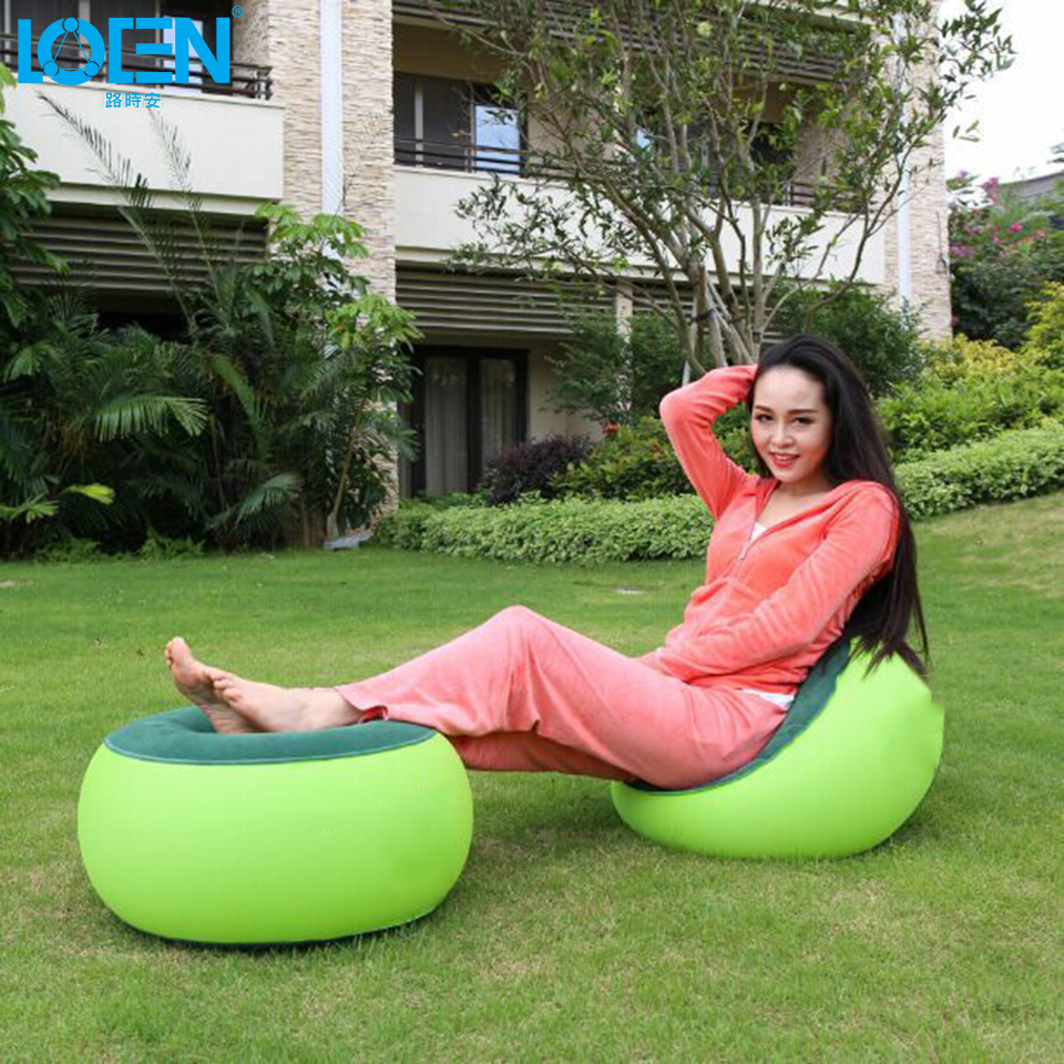 Compra folding cushion stool online al por mayor de china for Sillas plegables para yoga