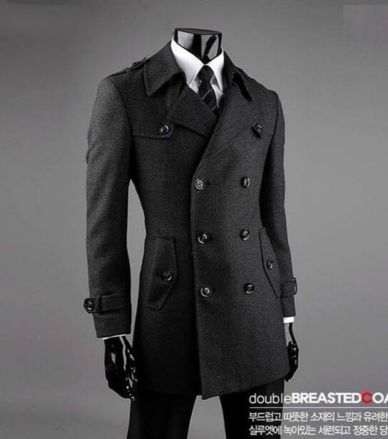High Quality Winter Dress Coats Men Promotion-Shop for High