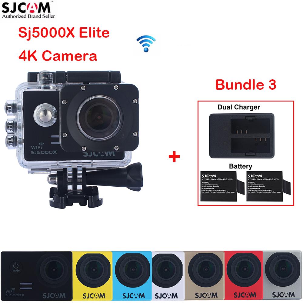 Оригинал SJCAM Sj5000 Серии SJ5000X Elite 2.0