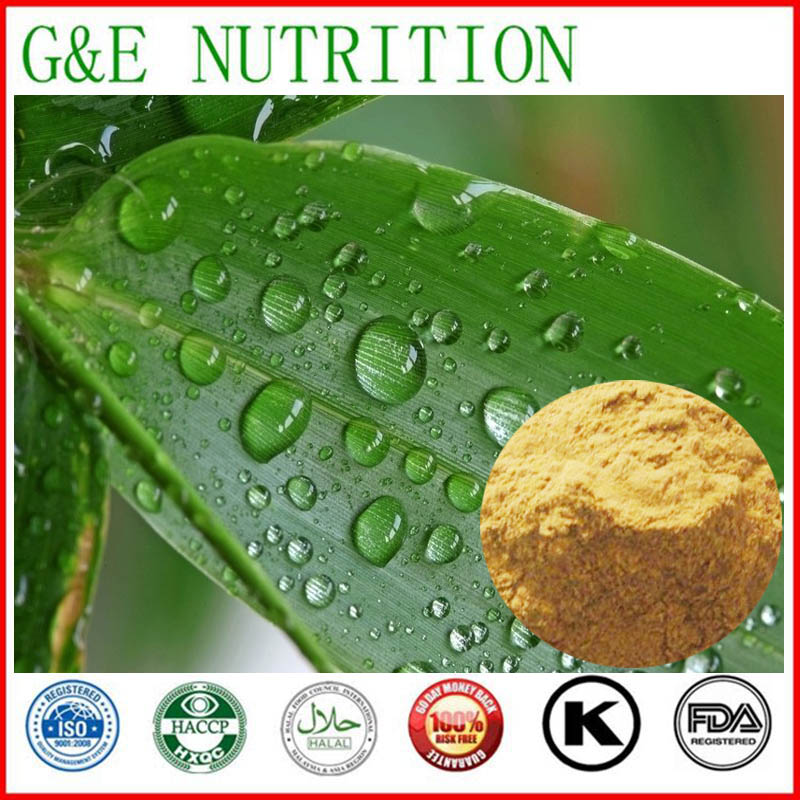 400g Top quality Bamboo leaf flavone Extract with free shipping