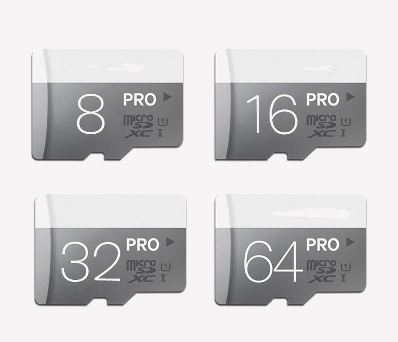 10/lot black PRO micro sd card class 10 memory card 4GB 8GB 16GB 32GB 64GB logo TF card micro sd card reader+adapter blister kit(China (Mainland))