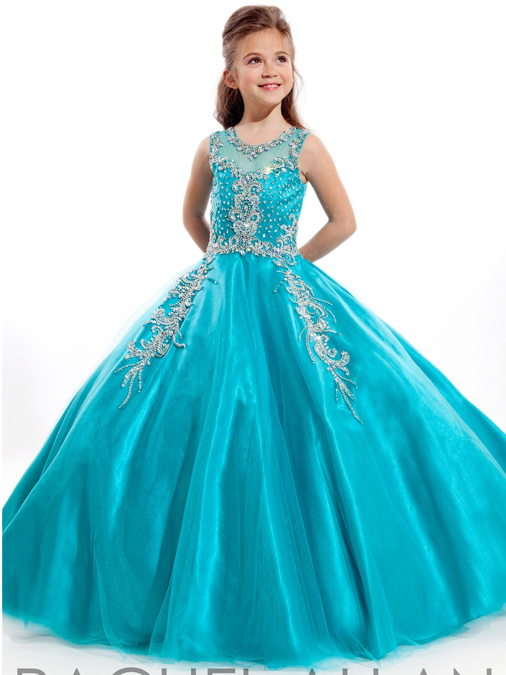 Outstanding Girls Party Dress Size 12 Image Collection - All Wedding ...