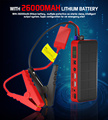 26000 mAh Jumper Start Auto Engine Booster Emergency Car Jump Starter Battery Power Bank for Electronics