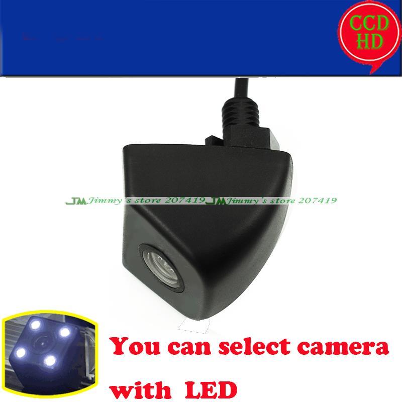 CCD HD night vision car rear view backup camera Universal camera for rear front side view camera wide angle waterproof(China (Mainland))