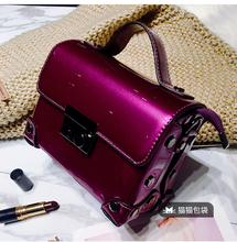 Buy Brand Fashion Casual Women Shoulder Bags Silver Gold Patent leather Handbag PU Leather Female Big Tote Bag Ladies Hand Bags Sac for $22.40 in AliExpress store