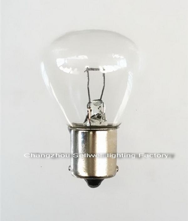 B15 24V35W light gate bubble 24V35W single contact bayonet bulb headlight bulb truck A1183(China (Mainland))