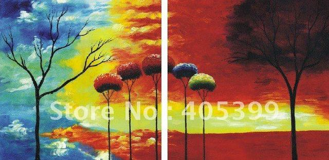 Free shipping ,Huge  Modern Abstract Oil Painting on Canvas ,Thick Texture Painting JYJLV078